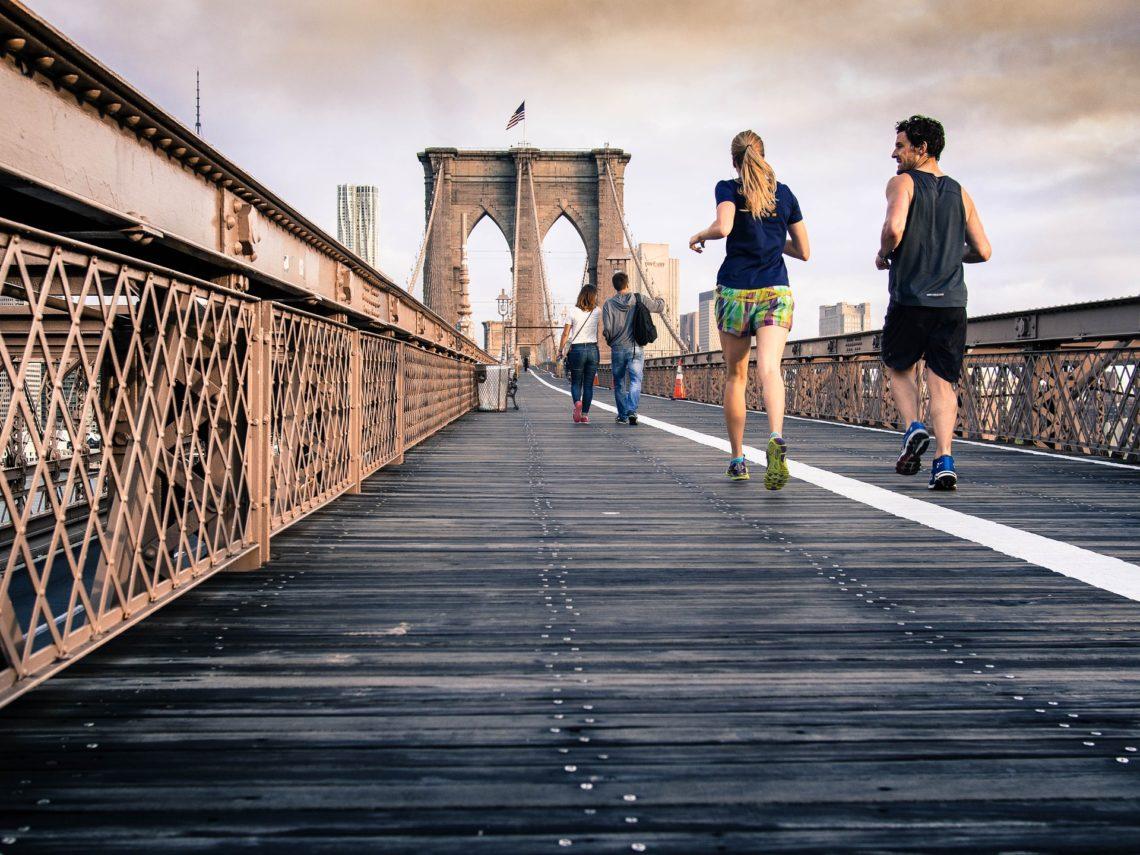 Gesundheits-Challenge Fitness Sport Abwehrkräfte Immunsystem