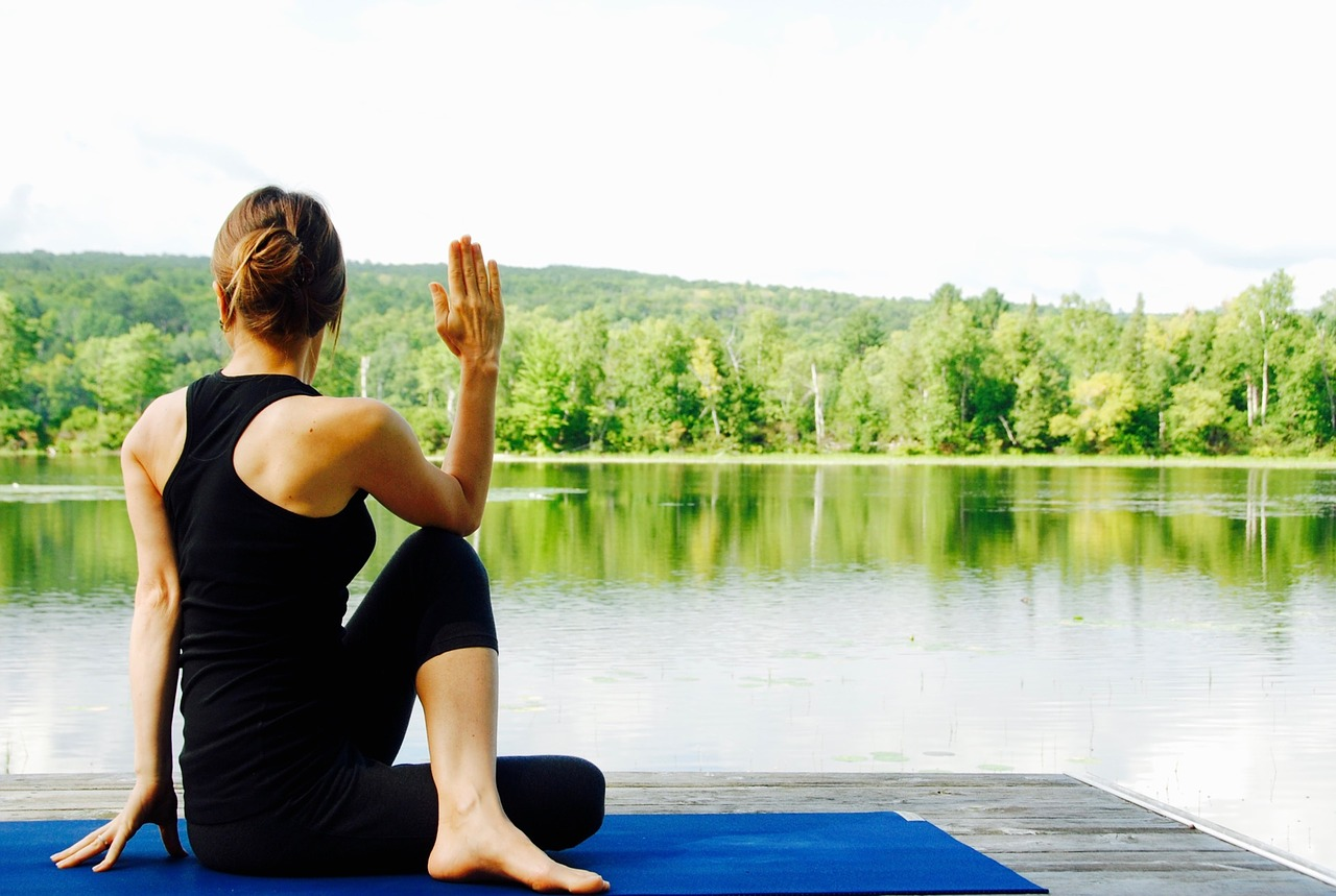 Gesundheit Yoga Fitness
