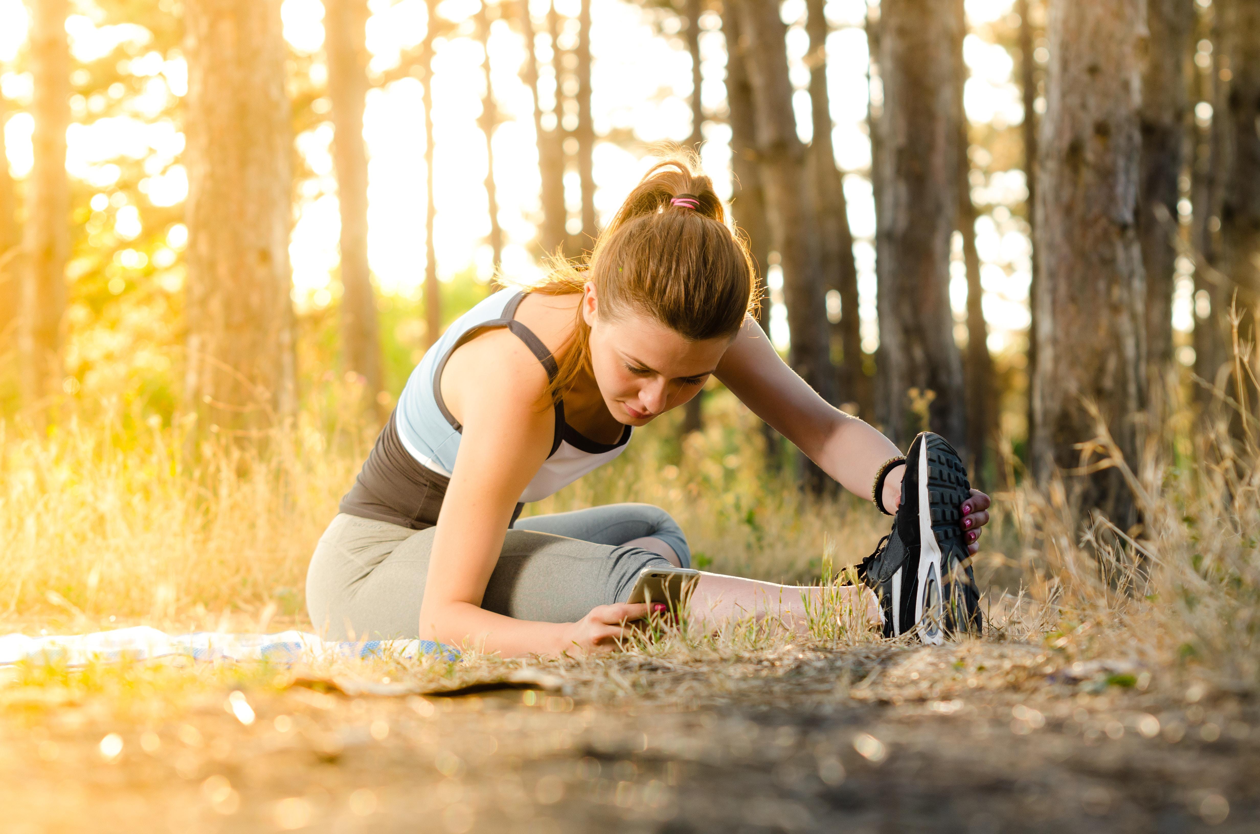 Persönlichkeitstest Fitness Sport Gesundheit Immunsystem