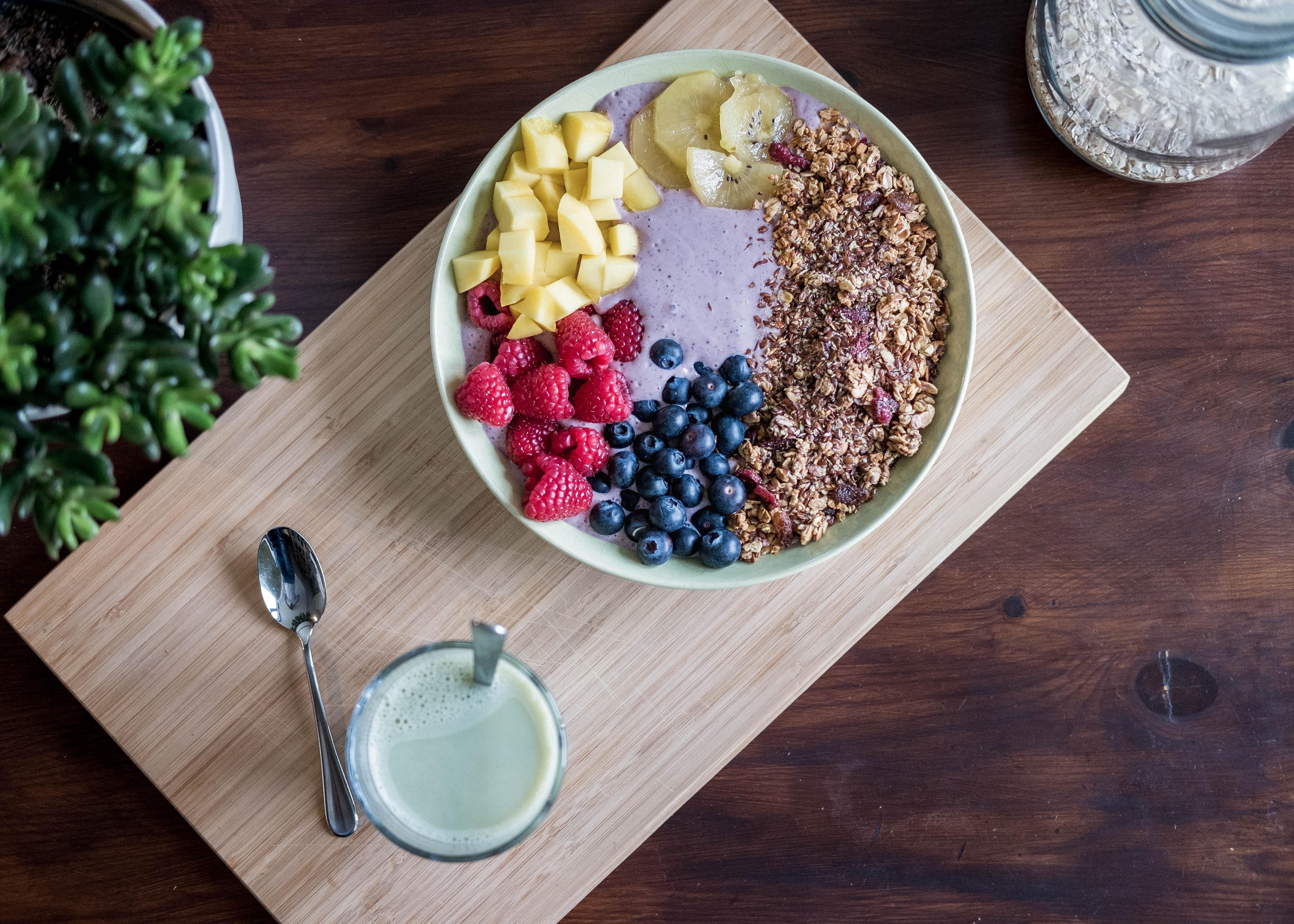Gesunde Ernährung Obst Gemüse Diät Abnehmen Gesundheits-Challenge