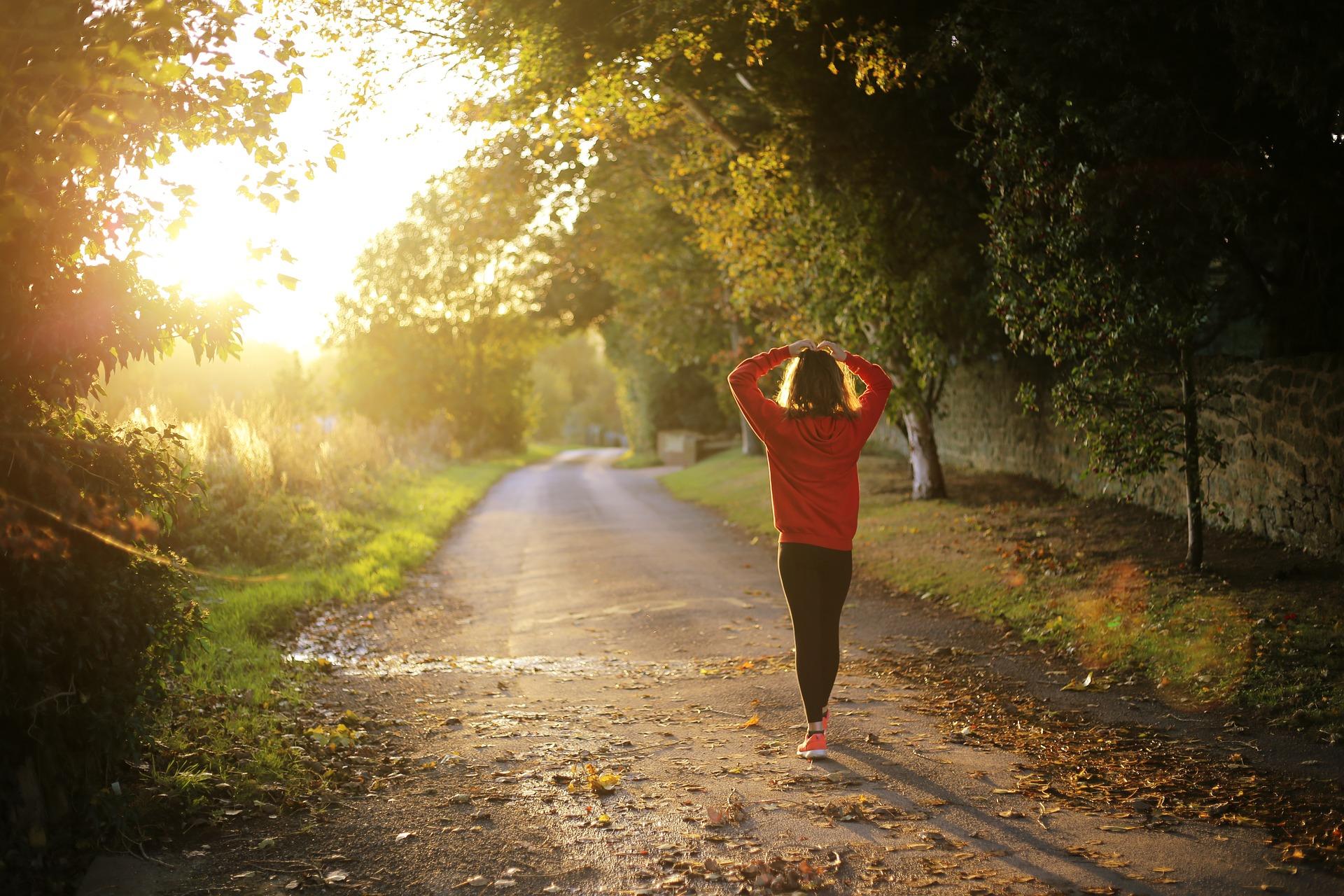 Detox Sport Natur Entgiften Entschlacken