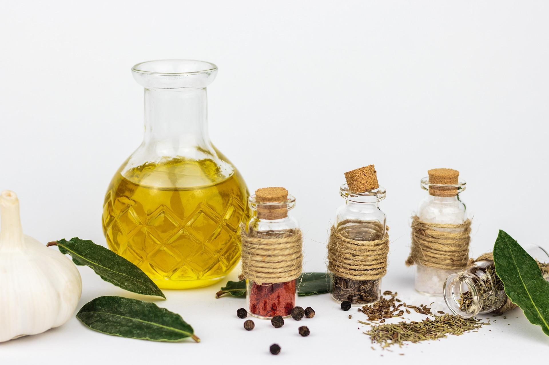Nährstoffe Pflanzenöl Olivenöl Vegan