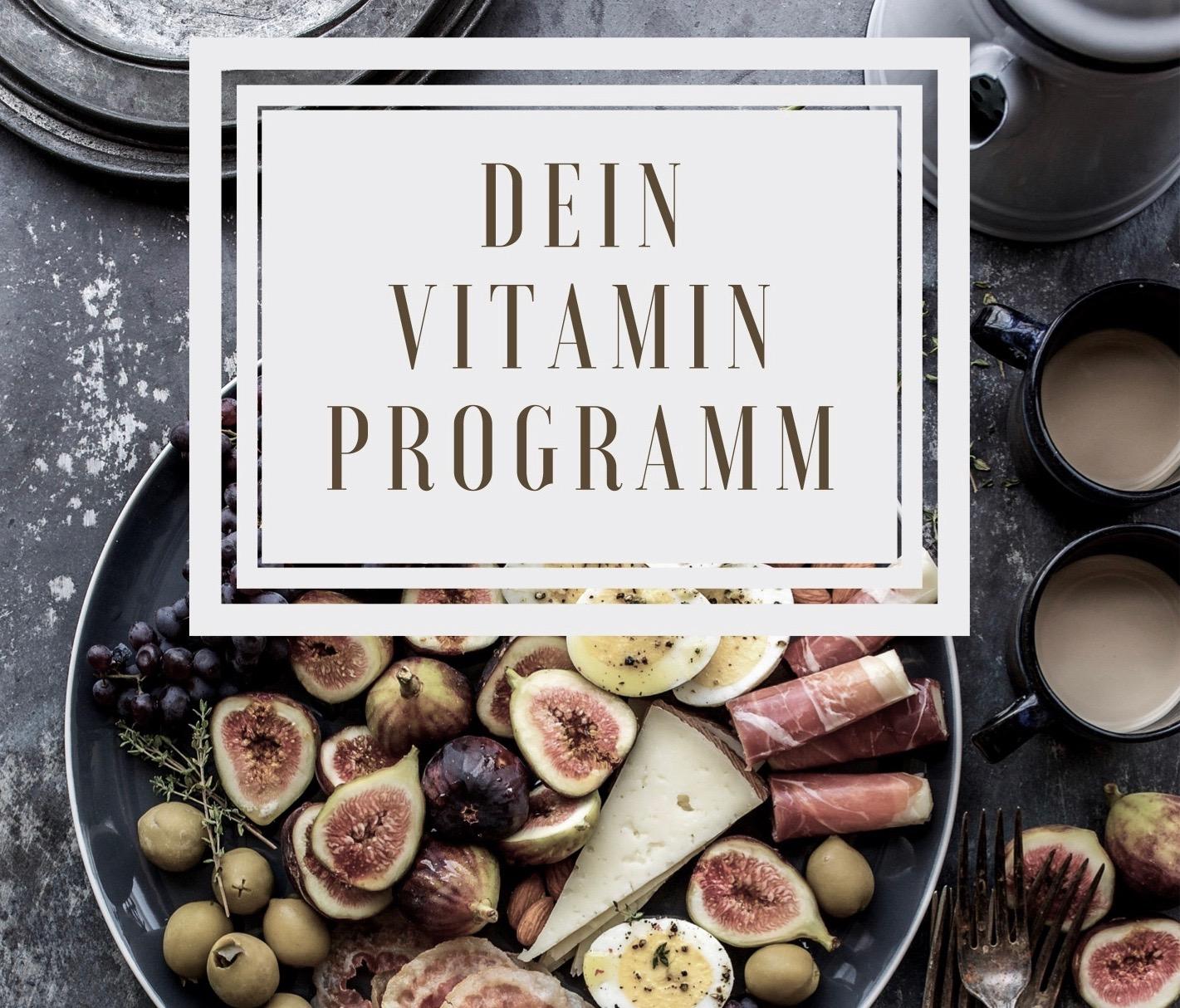 Kostenloses Vitaminprogramm